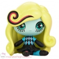 Промо-фото monster high minis из коллекции circus ghouls/freak du chic — лагуна блю